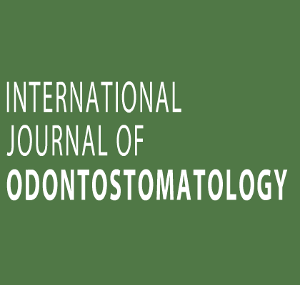 International Journal of Odontostomatology