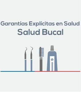 Garantías Explícitas en Salud Bucal